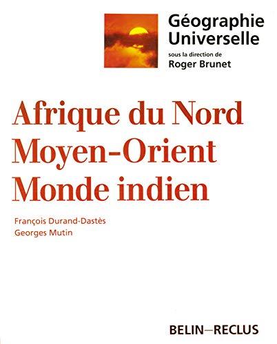 9782701116716: Afrique du Nord, Moyen-Orient, Monde indien