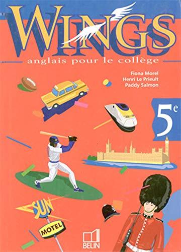 9782701116747 Anglais 5eme Wings Abebooks Henri Le