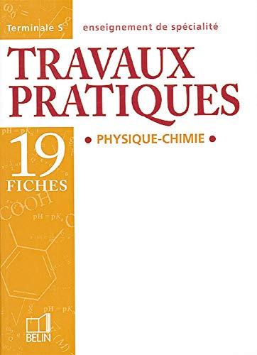 9782701120690: Tp Physique-Chimie, terminale S (enseignement de sp�cialit�)
