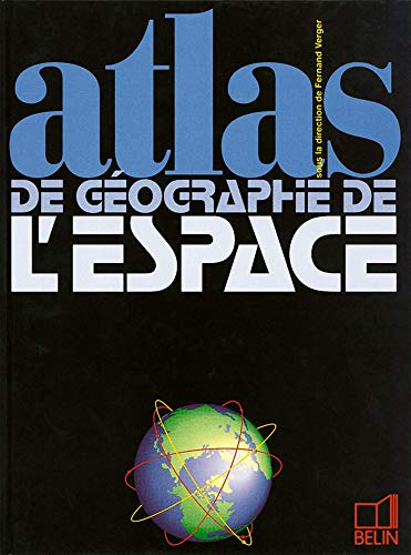 9782701121031: Atlas de géographie de l'espace