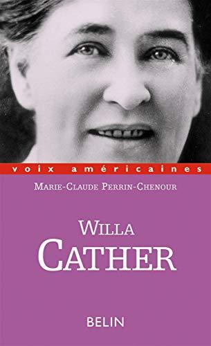 9782701122656: Willa Cather: L'écriture de la Frontière, la frontière de l'écriture (Voix américaines) (French Edition)