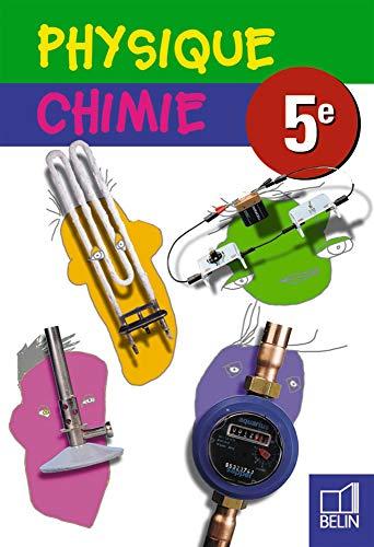 9782701122953: Physique - Chimie 5e