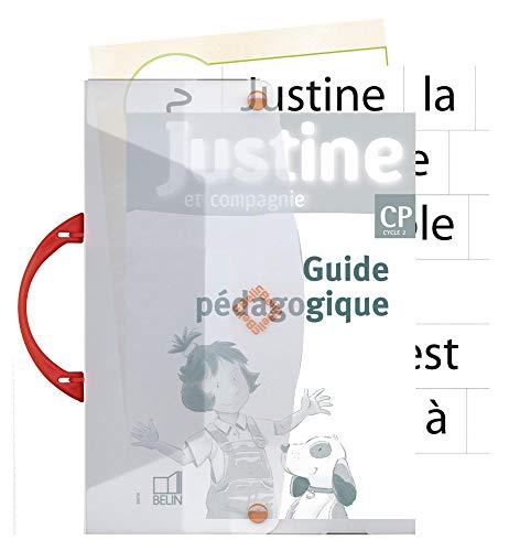 9782701123943: Justine et compagnie : Méthode de lecture, CP, classeur pédagogique 1