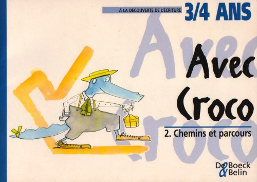 9782701124223: Chemins & parcours 3/4 a (French Edition)