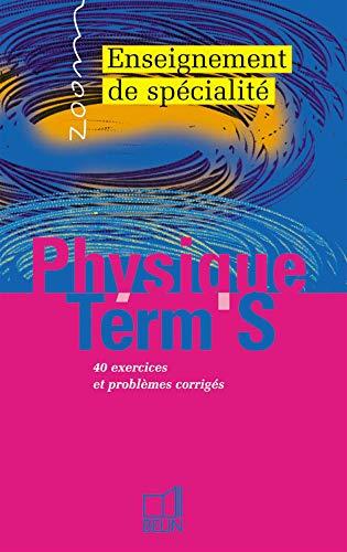 9782701124803: L'enseignement de sp�cialit� en physique, terminale S