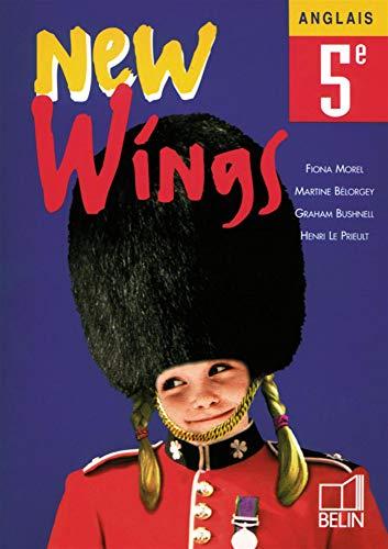 9782701124964: ANGLAIS NEW WINGS 5EME