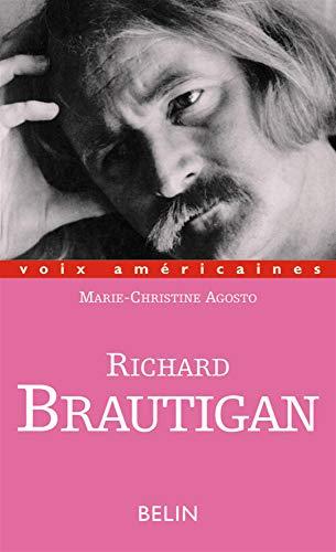 9782701124995: Richard Brautigan : Les Fleurs de n�ant