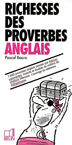 9782701125060: Proverbes'anglais (French Edition)