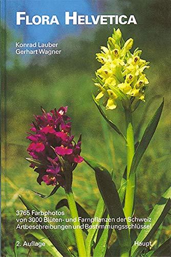 9782701127620: Flora Helvetica (en allemand)