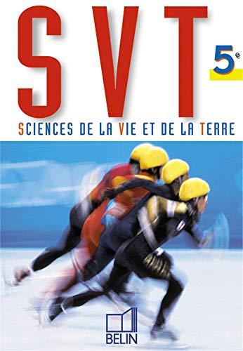 9782701128849: SVT 5e, 2000, élève