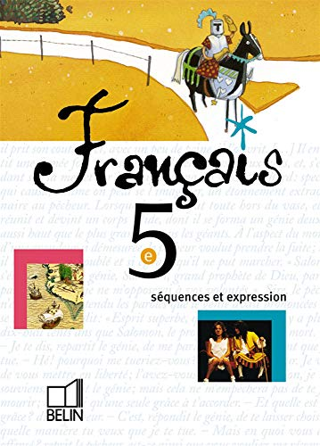 9782701128863: Francais 5eme Sequence Et Expressions (French Edition)