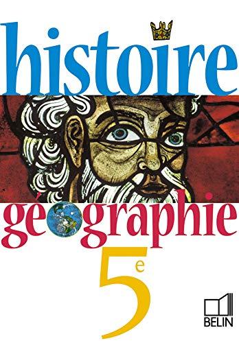 9782701128948: Histoire géographie, 2000 (livre de l'élève)