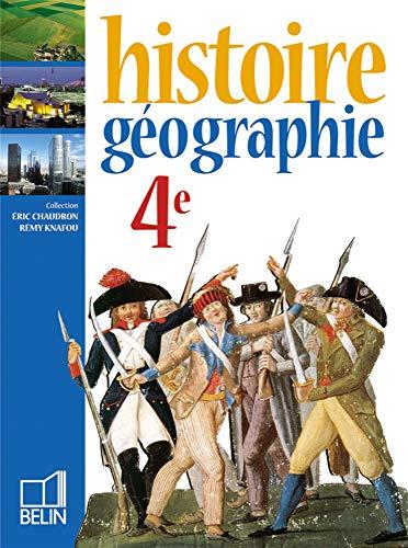 9782701130873: Histoire géographie 4ème