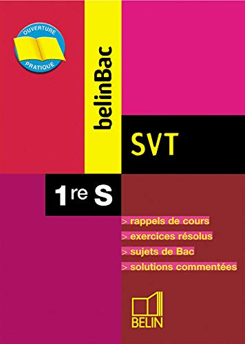 9782701132495: SVT 1ère S