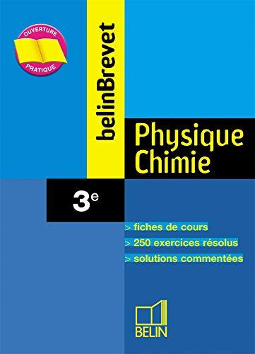 9782701134536: Physique-Chimie 3ème
