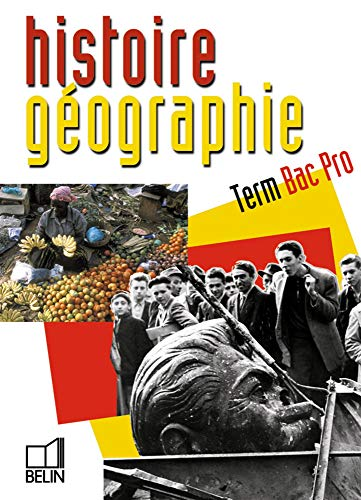 9782701135700: Histoire géographie Tle Bac Pro (French Edition)