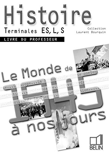 9782701139388: Histoire Tle ES, L, S (French Edition)