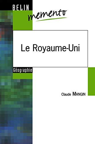 9782701139814: Le Royaume-Uni (French Edition)