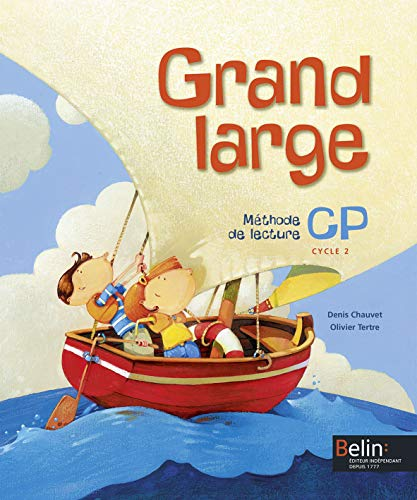 9782701140353: Grand large CP : Méthode de lecture