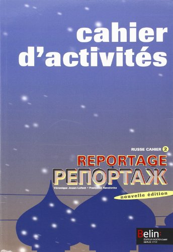 9782701140902: Reportage 2 (French Edition)