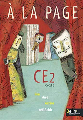 9782701140964: A la page CE2 Cycle 3 (French Edition)