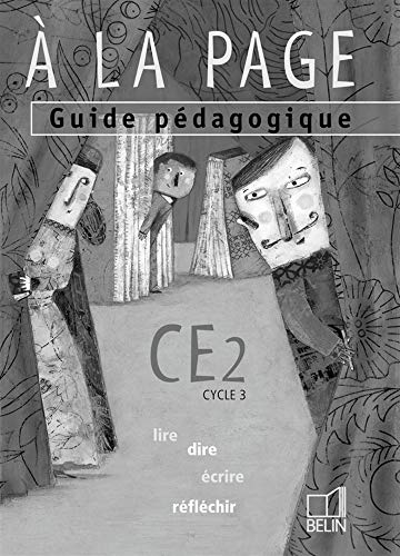 9782701140971: A la page CE2 (French Edition)