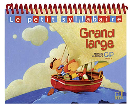 9782701142395: Le petit syllabaire Grand large CP