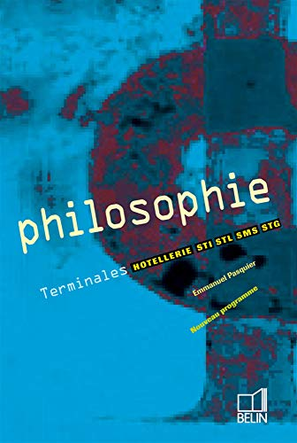 9782701142692: Philosophie Tle Hôtellerie-STI-STL-SMS-STG