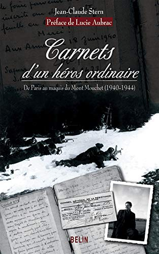 9782701143590: Carnets d'un héros ordinaire (French Edition)