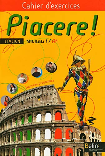 9782701144771: Piacere ! Niveau 1/A1 (French Edition)