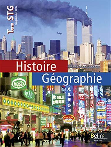 9782701144788: Histoire Géographie Tle STG