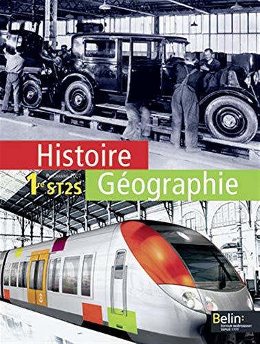 9782701147383: Histoire Géographie 1e ST2S (French Edition)