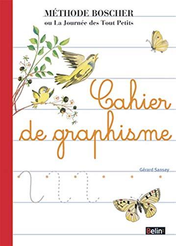 9782701147420: Cahier de Graphisme - Boscher (French Edition)