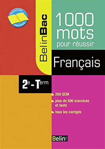 9782701148076: Français 2e-Tle (French Edition)