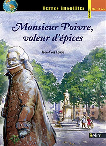 9782701148311: Monsieur Poivre, voleur d'�pices