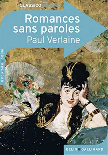 9782701148731: Romances sans paroles (French Edition)