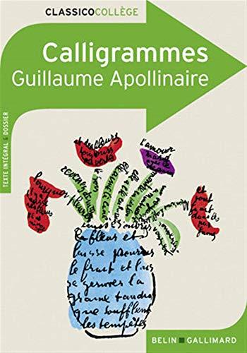 9782701148816 Calligrammes Poèmes De La Paix Et De La