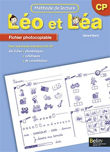 9782701149455: L�o et L�a CP M�thodes de lectures, Fiches photocopiables : Programmes 2008