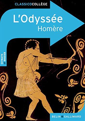 9782701149790: L'Odyssée (Classico Collège)
