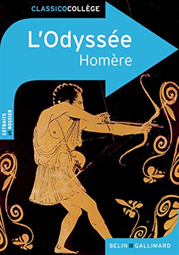 9782701149790: L'odyssee (French Edition)