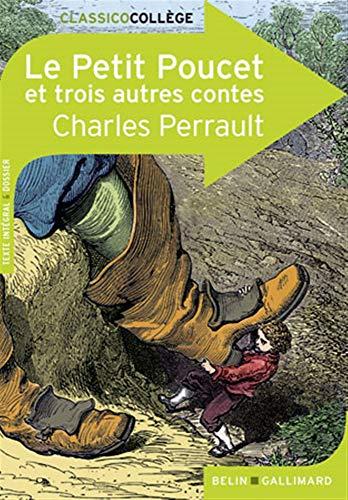 9782701149806: Le Petit Poucet et trois autres contes