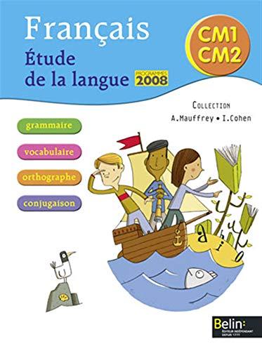 9782701149998: Francais CM1-CM2 (French Edition)