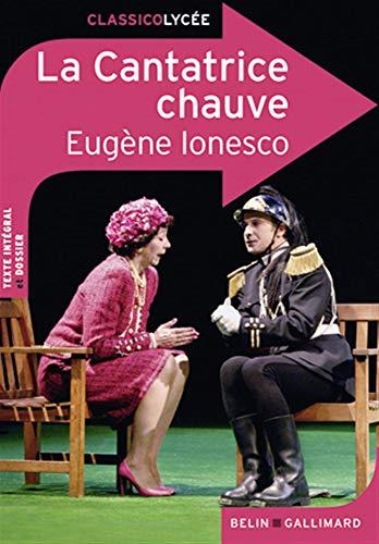 9782701151410: La Cantatrice chauve (ClassicoLycée)