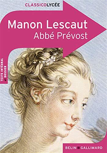 9782701151441: Manon Lescaut (Classicocollège)