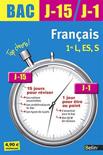 9782701152653: Fran�ais 1e L, ES, S