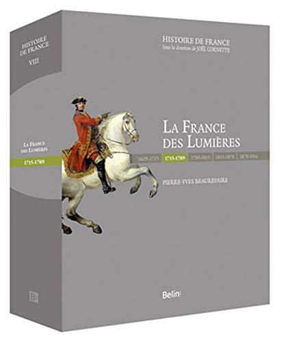 9782701153094: la France des Lumières (1715-1789)