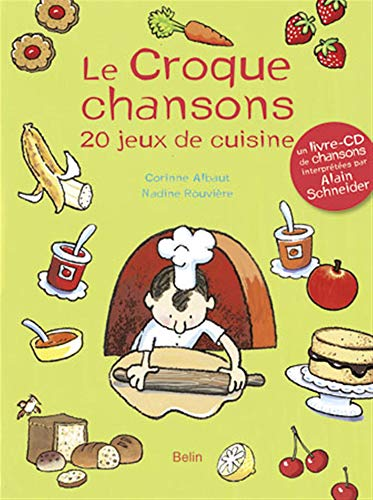 9782701153322: Le Croque-chansons (1CD audio) (French Edition)