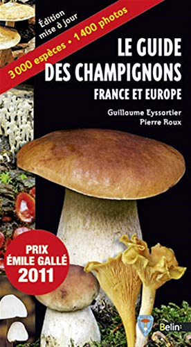 9782701154282: Guide photographique des champignons de France et d'Europe