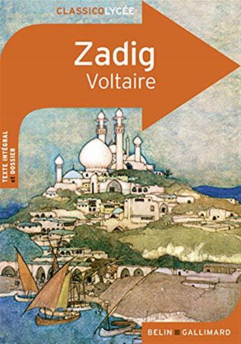 9782701154336: Zadig, ou La destinee