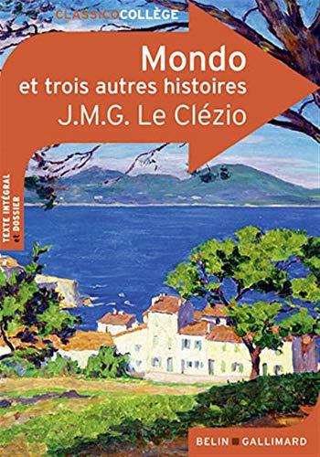 9782701154411: Mondo ET Trois Autres Histoires (French Edition)